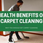 Why You Should Get Professional Carpet Cleaning