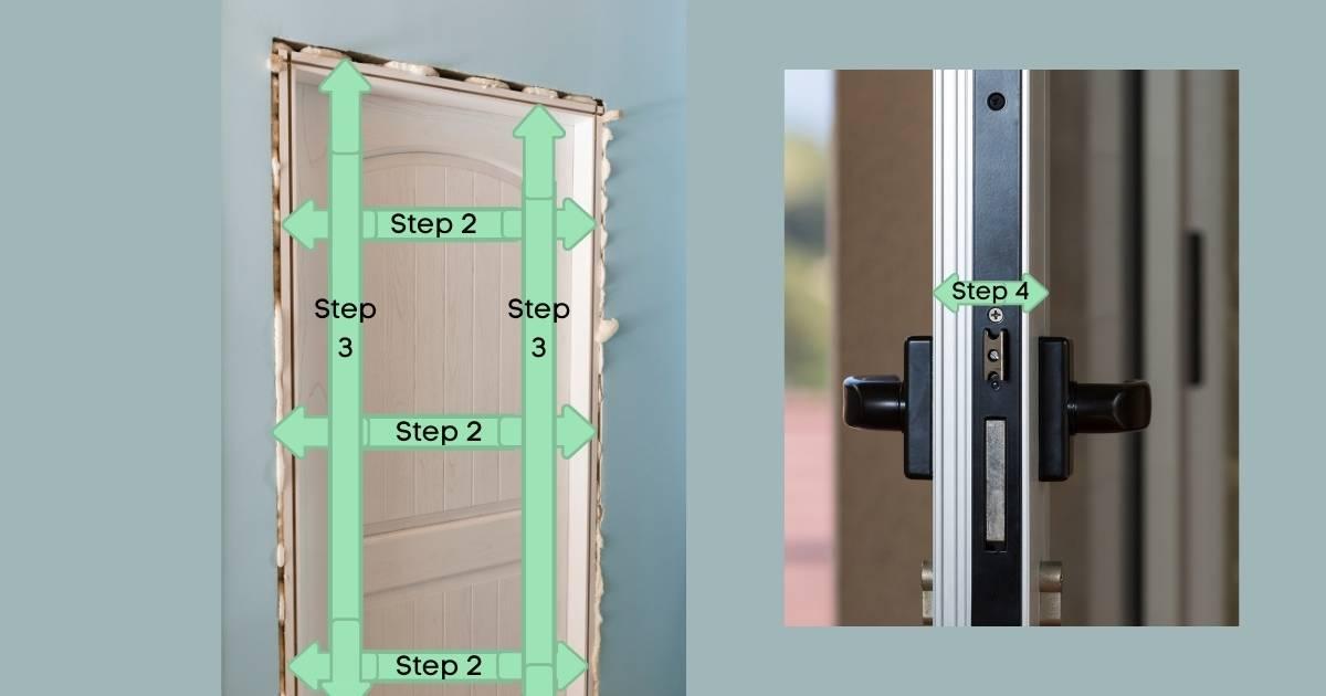 How To Measure a Door For Replacement prehung door